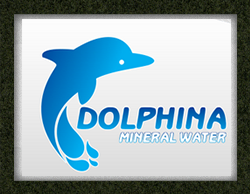 LNPServices - Logo Design - Dolphina Mineral Water