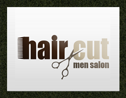 LNPServices - Logo Design - Hair Cut